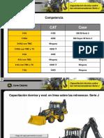 Capacitacion Retroexcavadora Serie J