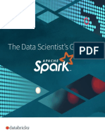 Data Scientists Guide to Apache Spark