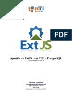 Apostila de ExtJS Com PHP e PostgreSQL v1.1
