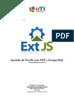 Apostila de ExtJS Com PHP e PostgreSQL v1.2