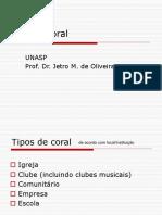 Música Coral