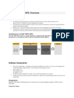 SAP Brazil GRC NFE Overview