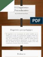 El Diagnóstico Psicoeducativo (2)