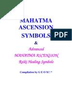 Mahatma Ascension Symbols