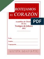 Libreta de Apuntes - Asamblea de Distrito 2012 (1)