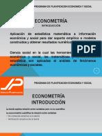 Taller Regresion Principios Econometria