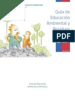 Guía de Educación Ambiental y Residuos