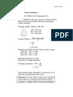 Current and Voltage Unbalance.pdf
