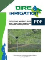 CATALOGUE Ivoire Irrigation