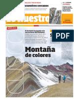 Cusco, montañas de colores