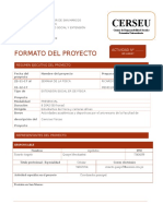 Formato de Proyecto CERSEU-FCF-UNMSM