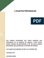4. Los sujetos procesales.pptx