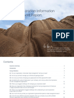 Geosoft Exploration Information Management Report 2015