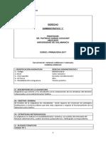 Apuntes Derecho Administrativo i - Completo 2017