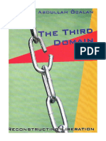 OCALAN, Abdullah -The Third Domain
