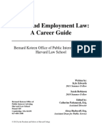 Labor and Employment  law guide