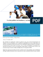 Un Clan Político de Honduras y Su Feudo Criminal