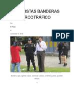 Periodistas Banderas Del Narcotráfico
