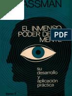 El Inmenso Poder de La Mente Tomo II (Fassman)