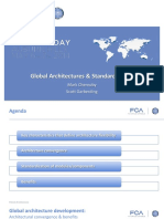 Global Architectures and Standardization