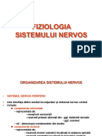 Fiziologia SNC 2012