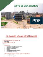 Costo Centrales
