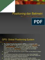 Kuliah04 Positioning GPS