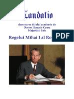 Laudatio Rom