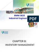 Chapter 8 Inventory Management