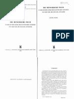 Die Menschliche Figur in Der Rundplastik Der Agyptischen Spatzeit Von Der Xxii . Bis Zur Xxx. Dynastie