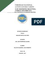Analisis Pestel Del Peru