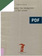 BOZAL, V. - Mimesis. las imagenes y las cosas.pdf