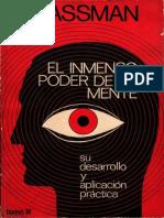 El Inmenso Poder de La Mente Tomo III (Fassman)