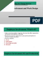 Chapter-6- Employee Involvement _ Work Design
