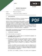 OPINIÓN Nº 036-2014/DTN- Ejecución de Garantías