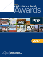 2017 NYS Regional Eco Dev Awards