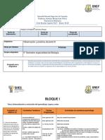 Planeación Didáctica Opd III 2017-2018