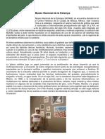 Museo Nacional de la Estampa.docx