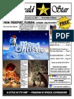 The Emerald Star News - December 14, 2017 Edition