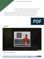 Como Usar Um Hopper No Minecraft_ 16 Passos (Com Imagens)