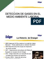Equipos de Deteccion de Gases Drager