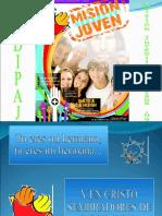 DIAPOSITIVAS_MISION JUVENIL