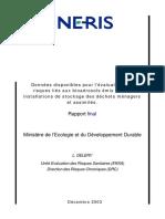 Evaluation Risques Bioaérosols