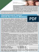 Assistenzarzt Innere Medizin Goch_ Juli 2016 - Korrektur- Stand 02-08-2016
