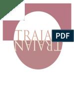 Trajan Typeface Report