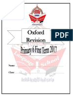 Oxford Revision 6