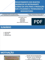 Apresentação PPT equipamentos mecânicos