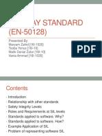 Railway Standard (en-50128)