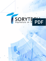 Portafolio Sorytech