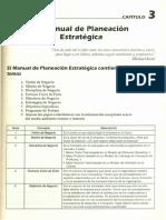 Manual de Planeación Estratégica